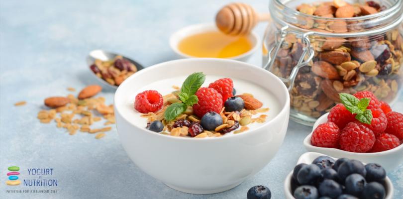 Healthy Breakfast Associated With Weight Control Yogurt In Nutrition