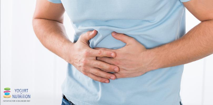 YINI - Antiobiotic associated diarrhea and probiotic fermented milk