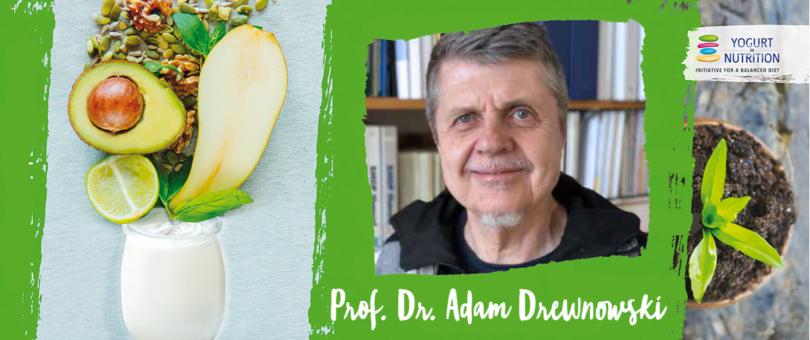 YINI Symposium - Sustainable diets - Adam Drewnowski