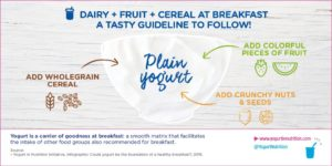 YINI - how to prepare a healthy tasty breakfast bowl