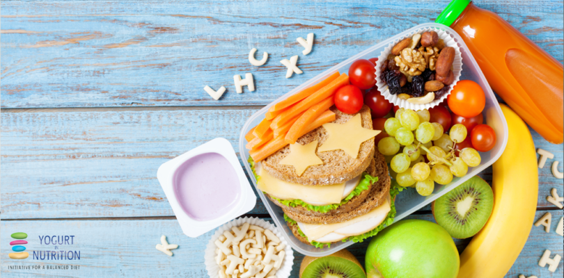YINI_Back to school - Why introduce yogurt in daily kids' snacks?