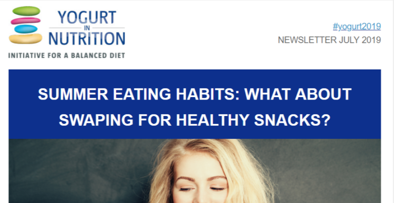 YINI NL July 19 - Healthy snacks