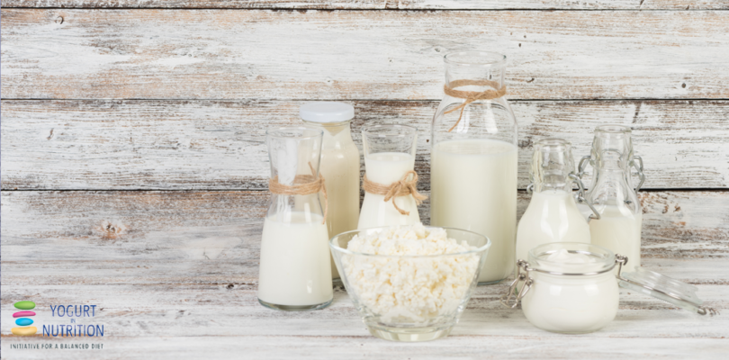 Look back in 2019 - fermented milks around the world and benefits