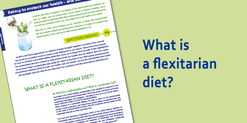 What is a flexitarian diet?