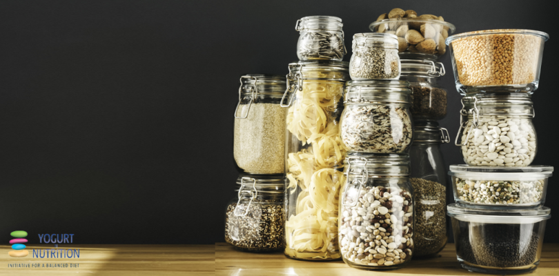 Add more whole grain, unprocessed breads and cereals to your diet
