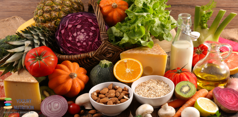 resolution #4: eat a more diversed and varied diet