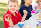 Dairy Consumption at Snack Meal Occasions and the Overall Quality of Diet during Childhood. Prospective and Cross-Sectional Analyses from the IDEFICS/I.Family Cohort