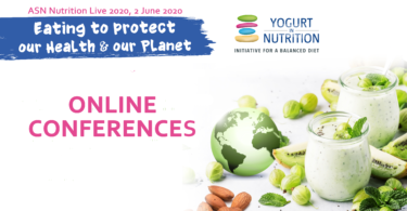 eating to protect our health and our planet - Online conferences
