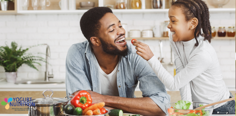 Nutrients, Foods, Diets, People: Promoting Healthy Eating - YINI