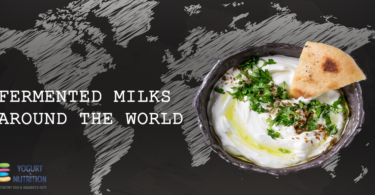 Fermented milk of the world : middle east and Africa - YINI