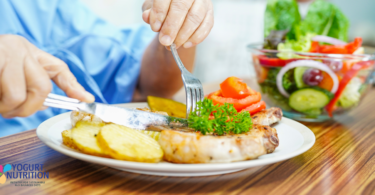 A diet for older age that helps stay fit – and protects the planet too - YINI