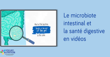 le microbiote intestinal et la santé digestive en videos