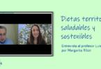 Dietas territoriales saludables y sostenibles - yogurt in nutrition