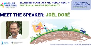 Meet Joel Dore - yogurt in nutrition