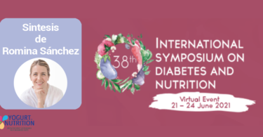 Symposium on Diabetes and Nutrition by Romina Sanchez - Yogurt in Nutrition