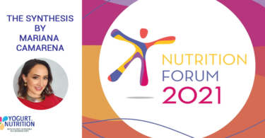 Nutrition Forum by Mariana Camerana - Yogurt in Nutrition
